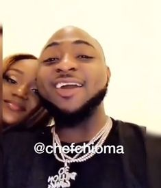 Davido and Chioma The love between Davido and his girlfriend, Chioma is waxing stronger after the duo …