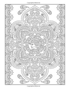 welcome to dover publications creative haven mehndi designs collection coloring book kids coloring pages mazes and other fun things pinterest dover - Mehndi Coloring Pages