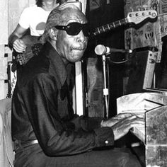 """Professor Longhair inducted 1992 as an """"Early influence"""""""