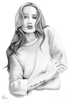 Iggy Azalea by Murphy Elliott Play That Funky Music, Iggy Azalea, Affordable Wall Art, Art Prints, Artist, Art Impressions, Artists