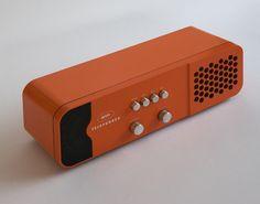 Telefunken Radio Ketty, Germany,1970s.