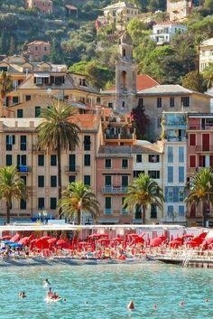 where to? santa Margherita, liguria, italy