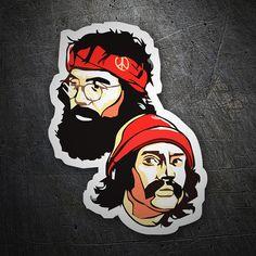 Pegatinas: Hippies #skate #surf #pegatina #sticker