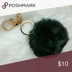 👜 FREE with $30+ purchase New in package! Faux fur pom pom keychain.   👜 Free with any $30+ purchase (after bundle discounts, before shipping) or can be purchased separately. Please comment below to claim after your purchase.  Limit one free gift per order. Thank you! Accessories Key & Card Holders
