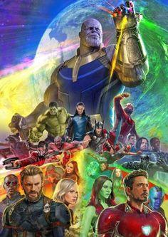 54 Gambar Avenger Infinity War Terbaik Marvel Heroes Comics Dan
