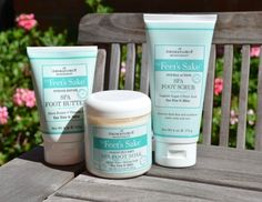 Aromafloria For Feet's Sake Products - Pampering Products Always Make a Great Gift! #sponsored review