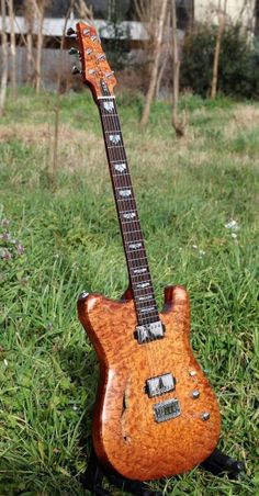 Modern Tele - Custom Guitar
