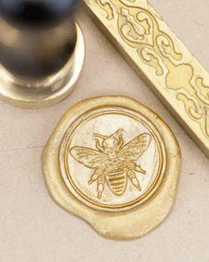 Honey Bee Wax Seal Kit - Cognitive Surplus - 1