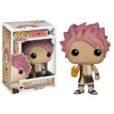 Your favourite characters from Fairy Tail are now super-cute vinyl figures! This Fairy Tail Natsu Funko Pop! Vinyl Figure features the mage of the Fairy Tail Gu Figurines D'action, Pop Figurine, Anime Figurines, Natsu Fairy Tail, Anime Fairy Tail, Pop Vinyl Figures, Anime Pop Figures, Figurine Dragon, Funko Pop Anime