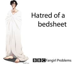 BBC Fangirl Problems
