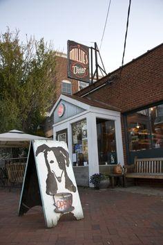 Millie's Diner, Richmond, for brunch