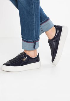 Zapatillas De Mujer Suede Platform Core from Puma on 21 Buttons