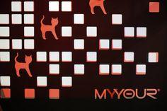 circuitozero Vmap audioreactive Installation  Projection + led  Myyour Salone del Mobile 2k13_Milan Italy