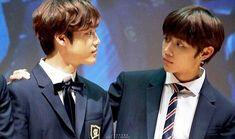 •Haknyeon & Sunwoo•