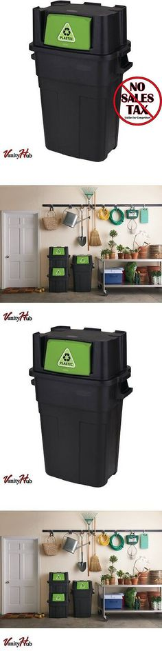 Trash Cans And Wastebaskets Stunning Trash Cans And Wastebaskets 20608 Outdoor Patio Hideaway Resin Decorating Design