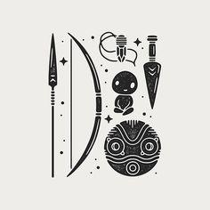 Image result for studio ghibli tattoo