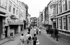 Veemarktstraat Breda (jaartal: 1980 tot 1990) - Foto's SERC