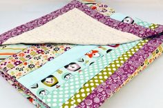 babushka doll baby quilt baby blanket girls baby by ValkinThreads2 #nurserydecor #babyshowergifts