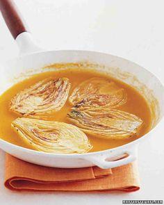 Orange-Braised Fennel recipe Martha Stewart site
