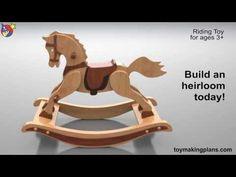 32 Best Rocking Horses Images Wood Rocking Horse Stick Horses