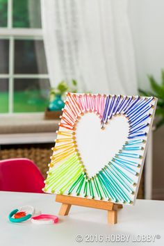 Bring colorful decor to life with plastic lacing!