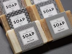 Handmade Soap 389068855289735827 - London Fields Soap Company on Packaging of the World – Creative Package Design Gallery Source by kheiraterbah Handmade Soap Packaging, Brand Packaging, Handmade Soaps, Design Packaging, Retail Packaging, Diy Cadeau Noel, Hotel Soap, London Fields, Savon Soap