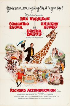 Doctor Dolittle Fuck Yeah Movie Posters!