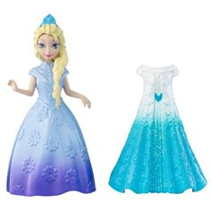 Disney Frozen Magiclip Elsa Doll >>> Continue to the product at the image link. (This is an affiliate link) #DollsAccessories