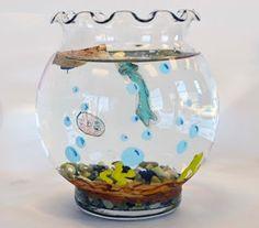 No-Flush Fish, a Kids DIY Craft and Activity