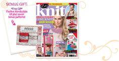 Knitting Patterns | Crochet | Needle Felting | Forum | Magazine | Let's Knit!