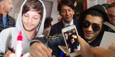 Zayn Malik and Louis Tomlinson land in Osaka, Japan -Sugarscape.com