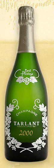 Champagne Tarlant - Cuvee Prestige Millésimé