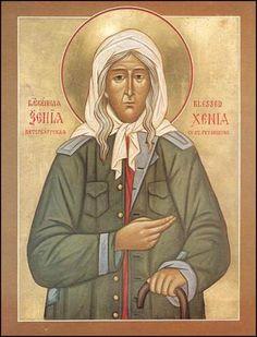 Saint Xenia of St Petersburg