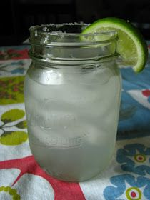 La Paloma - best drink I had in Mexico. Low calorie drink and very refreshing.