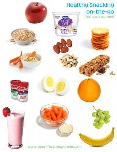 Friday Favorites: Healthy Snacks On-The-Go - Your Lifestyle Upgrade