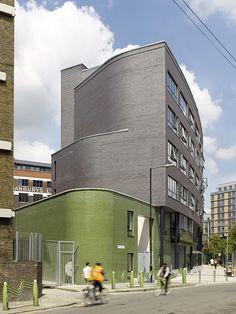 Mint Street    Pitman Tozer Architects; Photo: Kilian O'Sullivan, Nick Kane, Nedko Dimitrov   Archinect