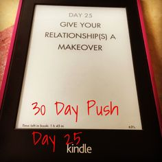 30 day rule relationships