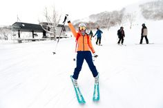 Jacket: Graphene Pant: Element  Ski: Big JOY Skiing, Joyful, Pants, Jackets, Friends, Big, Ski, Trousers, Down Jackets