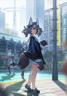 Chica Anime Manga, Anime Chibi, Kawaii Anime, Cute Anime Pics, Character Design Inspiration, Pretty Art, Anime Art Girl, Anime Style, Character Illustration