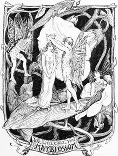 """Art by H.J. Ford (1906) - from """"Yellow Fairy Book."""""""