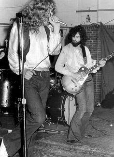 Led Zeppelin 1971