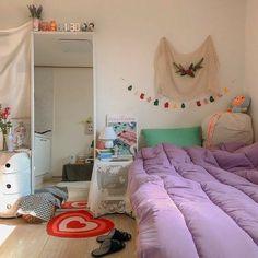 Room Ideas Bedroom, Bedroom Decor, Indie Room, Pretty Room, Aesthetic Room Decor, 80s Aesthetic, Cozy Room, Dream Rooms, House Rooms