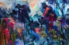 Orlanda Broom   Lush Tropics inspiration