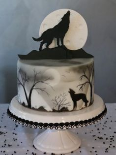 wolf cake images - Yahoo Search Results