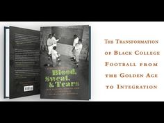 Among the first broad-based histories of Black college athletics, Derrick E. White's sweeping story complicates the heroic narrative of integration and grapp. Jim Crow, Book Trailers, Football Program, Civil Rights Movement, Banks, Blood, Lady, Youtube, Couches