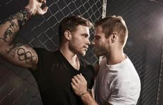 Olympian Gus Kenworthy and actor Matthew Wilkas open up about their love