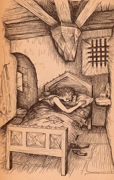 """Miss Bianca comforts Patience with a lullaby --- """"Miss Bianca"""", by Margery Sharp"""