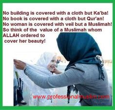 If women are truly EQUAL in Islam - as the Quran states they are - then WHY do the men NOT wear the hijab or the niqab or the burka as well? WHY do muslim men PREVENT muslim women and girls from being educated?