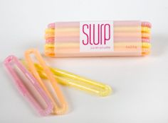 PACKAGING | UQAM: Slurp | Kamylle Bédard-Grenier