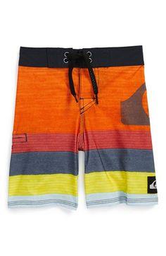 Kelly  Board Shorts (Toddler Boys) b2e5699ead8b